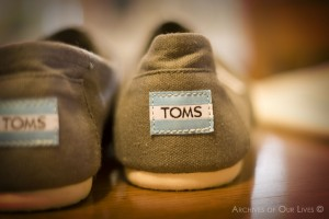 TOMS Label
